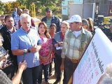 Encabeza Díaz-Canel visita del Consejo de Ministros a Sancti Spíritus