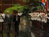 Recibe Miguel Díaz-Canel a presidente de Bolivia
