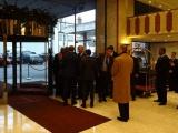 Presidente Díaz-Canel llega a Londres en tránsito hacia Cuba