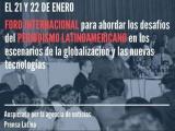 Comienza en Cuba foro internacional sobre periodismo latinoamericano