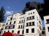 Incendio en Hospital Oncológico de la capital sin pérdida de vidas humanas