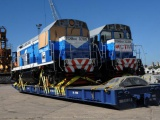Segundo lote de locomotoras rusas llega a Cuba