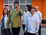 Concluye visita oficial a Cuba de Nicolás Maduro
