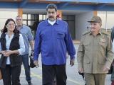 Despidió Raúl al Presidente venezolano Nicolás Maduro