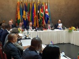 Inicia en Antigua y Barbuda Cumbre Caricom-Cuba