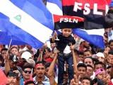 Nicaragua celebra aniversario 39 de Revolución sandinista