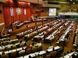 Parlamentarios cubanos reunidos a partir de mañana
