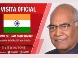 Llegará a Cuba presidente de la India