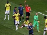 Carlos Sánchez, el primer expulsado del Mundial