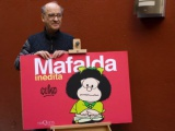 Quino rechaza uso indebido de Mafalda en tema de aborto legal