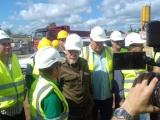 Ramiro Valdés llama a revertir demoras en construcción de bioeléctrica
