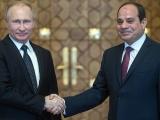Egipto y Rusia firman la construcción de la primera planta nuclear egipcia