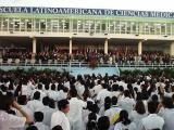 Celebra Cuba XX aniversario de la Escuela Latinoamericana de Medicina
