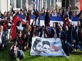 Regresa a Cuba delegación participante en festival juvenil en Sochi