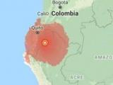 Ecuador, sacudido por terremoto de magnitud 7.5