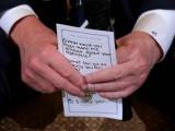 """La imagen del día: El """"chivo"""" de Trump"""