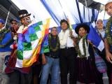 Proclaman a Evo Morales candidato a comicios presidenciales